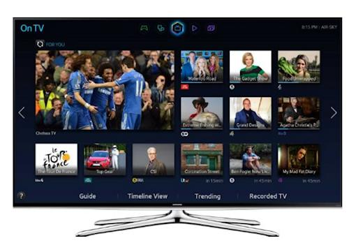 This 60-inch Smart TV is just one days advertising